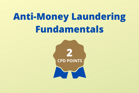 Anti-Money Laundering and Terrorism Financing Fundamentals (AMLF1808H120)
