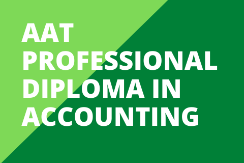 AAT Professional Diploma in Accounting (AATPDAH120)