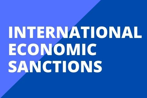 International Economic Sanctions (EAS0420)