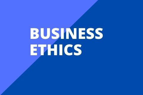 Business Ethics (BU1805H120)