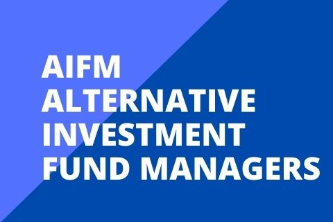 AIFM - Alternative Investment Fund Managers (AIFM1810H120)