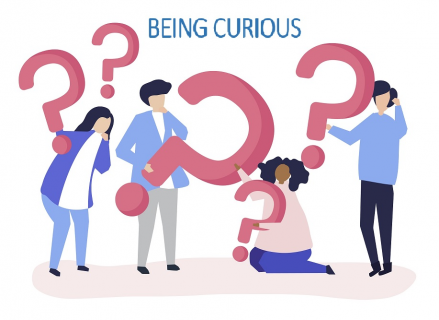 Being Curious (ENT03)