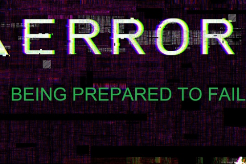 Being Prepared to Fail (ENT09)