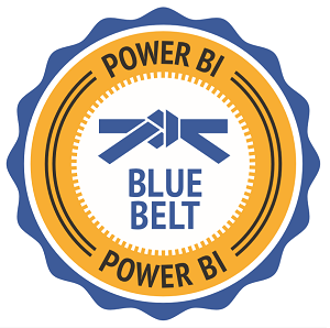 01 - An Introduction to Microsoft Power BI - Blue Belt (PBI001)