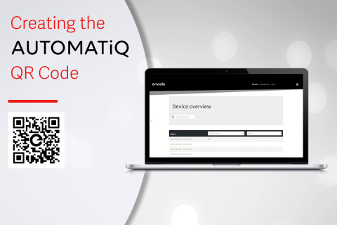 Creating the AUTOMATiQ QR Code (E-A06)