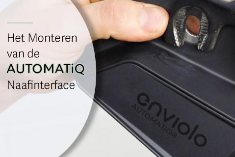 Monteren van de AUTOMATiQ naafinterface (N-A02)