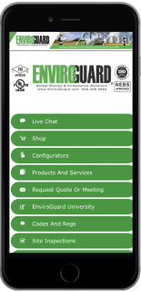 EnviroGuard App for Installers (EGS1201)
