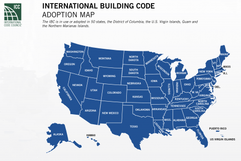 International Building Code, Creating an SDS