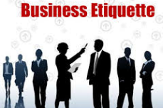 Business Etiquette (preview)