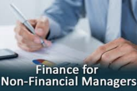 Finance For Non-Finance Professionals (TJ)