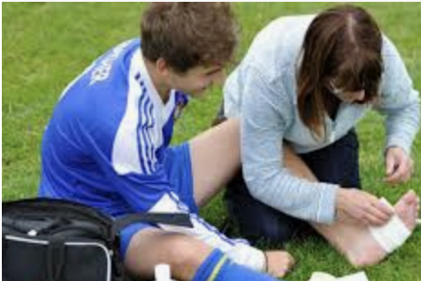 Sports First Aid (CGT)