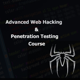Advanced Web Hacking & Penetration Testing Course -  Scratch to Advance