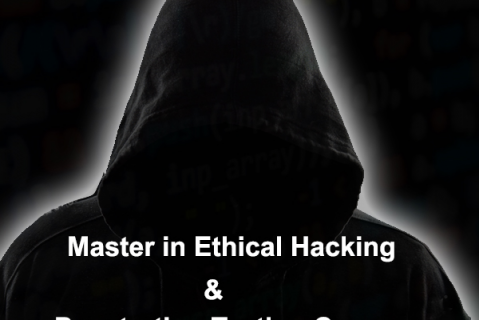 Become a Master in Ethical Hacking & Penetration Testing - Zero to Advance Level