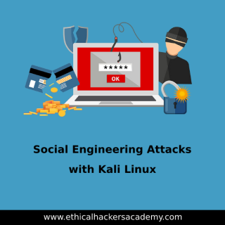 Social Engineering Attacks with Kali Linux