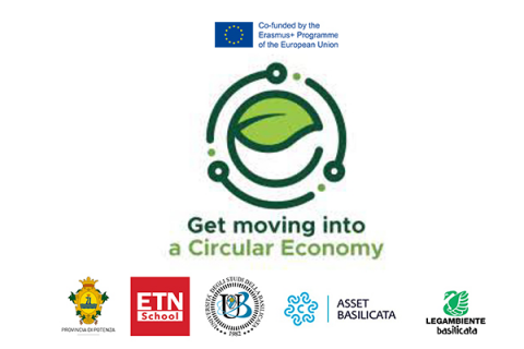 Follow-up Erasmus+ Get moving into a circular economy (CE01)