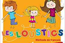 Preparation DELF Prim- French beginner 6-10 years old. Les Loustics.