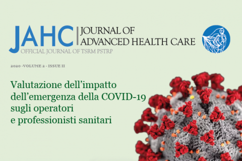 La COVID 19: focus on JAHC (312976)
