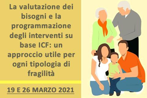 La valutazione dei bisogni e la programmazione degli interventi su base ICF: un approccio utile ... (318655-1)
