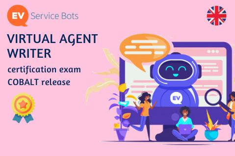 Virtual Agent Writer [COBALT] (CUST-C-VAW-Cob-EN)