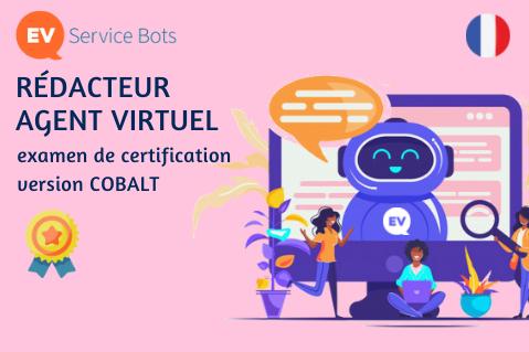 Rédacteur Agent Virtuel [COBALT] (PA-C-VAW-Cob-FR)