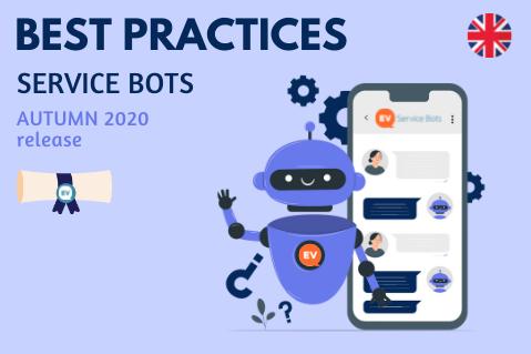 Best practices for Service Bots (PA-BP-SB-A20-EN)