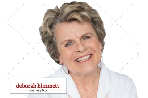 Deborah Kimmett, One Funny Lady