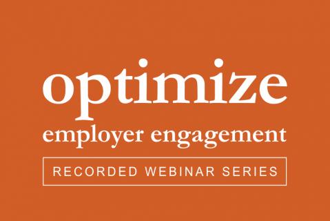 Optimize Employer Engagement eProgram (R) (2.2)