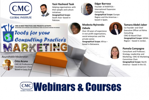 GIE-003 BPP RoundTable: Marketing Tools for your Consulting Practice [EN] (GIE-003)