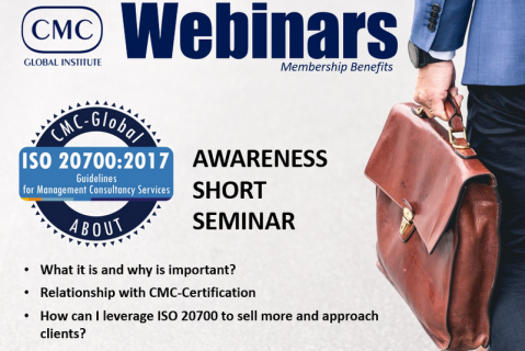 GIW-001 ISO 20700 Awareness Webinar [EN] (GIW-001)