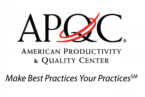APQC-008 Workshop Takeaways and Key Findings from APQC's 2019 PPM Conference (APQC-008)