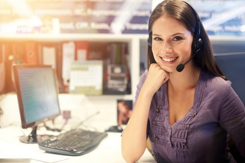 Front desk/call center Representative (desk1)