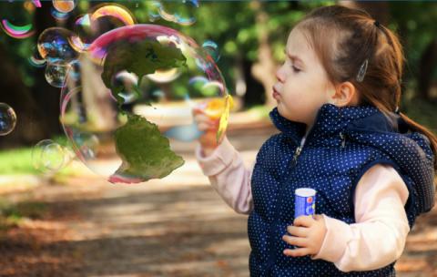 In a Child's World - COVID-19 (childcovid)