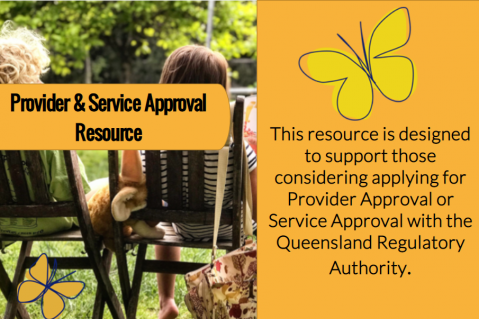 Provider and Service Approval Resource