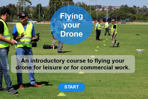 RPA Safety - Introductory Drone Course (1RPA - SC)
