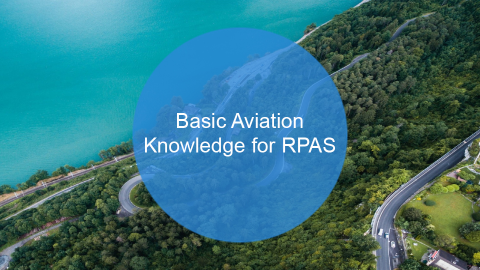 RePL - Module 1 - Basic Aviation Knowledge for RPAS (RePL101)