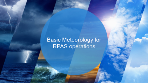 RePL - Module 5 - Basic Meteorology for RPAS operation (RePL105)
