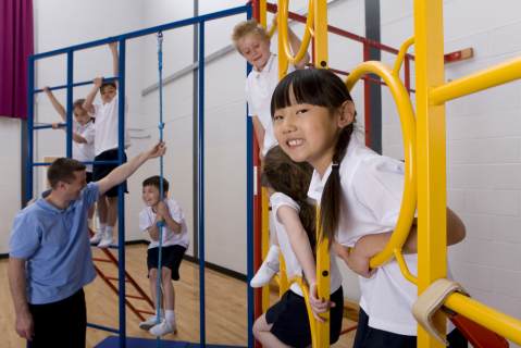 Physical Activity for Children in Care (PHYSopen)