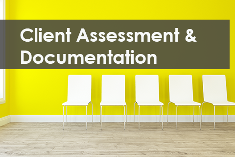 Client Assessment and Documentation [2.0 CE credits]