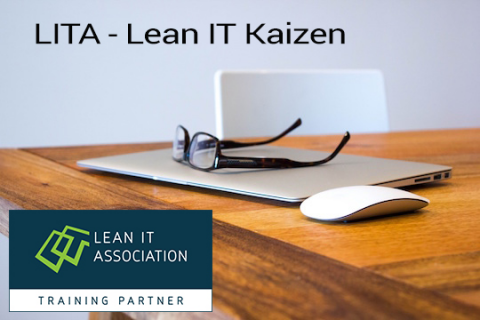 Curso oficial LITA - Lean IT Kaizen (LITAK)