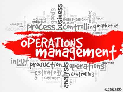(Date: May | Duration: 1 Month) Operations and Technology Management (05)