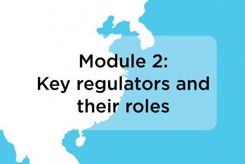 Module 2: Key regulators and their roles