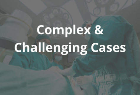 Complex & Challenging Cases on May 23, 2020