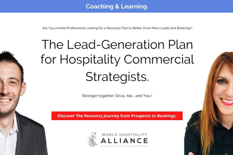 The Lead-Generation Plan for Hospitality Commercial Strategists.