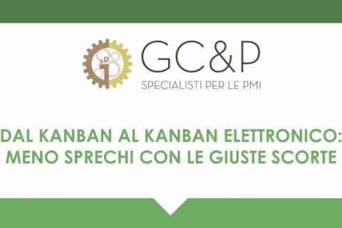 Dal Kanban al Kanban elettronico: meno sprechi con le giuste scorte (2O0200020)