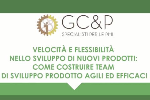 Velocità/flessibilità nello sviluppo prodotti: costruire team di sviluppo prodotto agili ed efficaci (2O0100010)