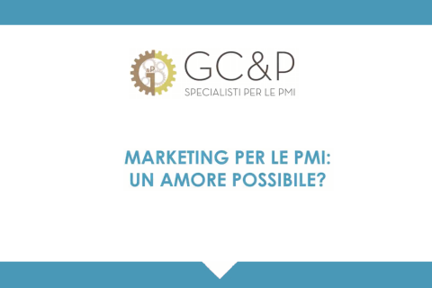 Marketing per le PMI: un amore possibile (1S0200010)