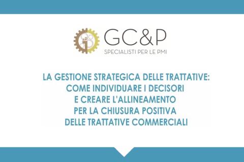 Le trattative: individuare i decisori,creare l'allineamento per chiudere positivamente le trattative (1S0300010)