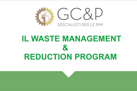 Lean & Green: il  Waste Management and Reduction Program