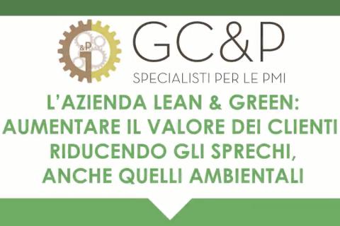 L'azienda Lean & green: aumentare il valore per il cliente riducendo sprechi, anche ambientali (2O0200010)