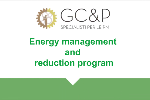 Lean & Green: Energy Management and Reduction Program